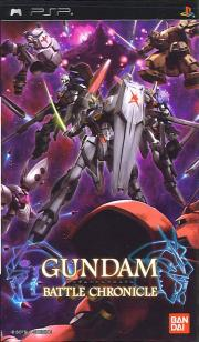 Cover von Gundam Battle Chronicle