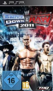 Cover von WWE - SmackDown! vs. Raw 2011