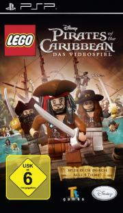 Cover von Lego Pirates of the Caribbean