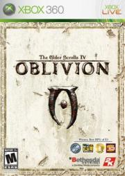 Cover von The Elder Scrolls 4 - Oblivion