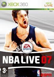 Cover von NBA Live 07