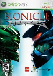 Cover von Bionicle Heroes