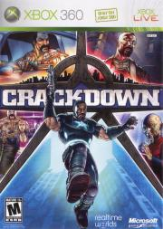 Cover - Crackdown (e)
