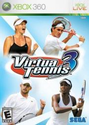 Cover von Virtua Tennis 3