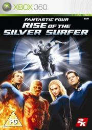Cover von Fantastic Four - Rise of the Silver Surfer