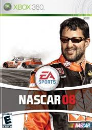 Cover von NASCAR 08
