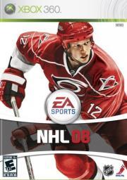 Cover von NHL 08