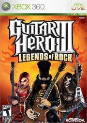 Cover von Guitar Hero 3 - Legends of Rock