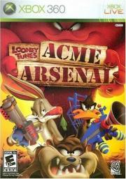 Cover von Looney Tunes - Acme Arsenal