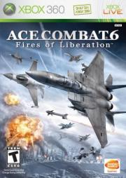 Cover von Ace Combat 6 - Fires of Liberation