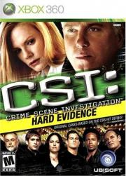 Cover von CSI - Hard Evidence