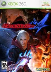 Cover von Devil May Cry 4
