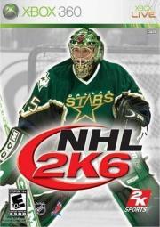 Cover von NHL 2K6