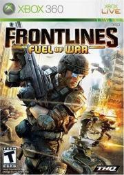 Cover von Frontlines - Fuel of War