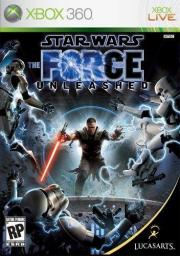 Cover von Star Wars - The Force Unleashed