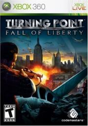 Cover von Turning Point - Fall of Liberty
