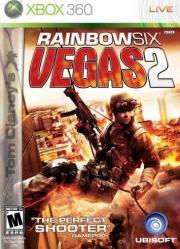 Cover von Rainbow Six - Vegas 2