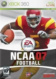 Cover von NCAA Football 07