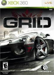 Cover von Race Driver - Grid