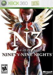 Cover von Ninety-Nine Nights