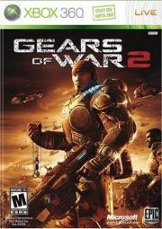 Cover von Gears of War 2