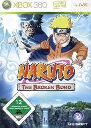 Cover von Naruto - The Broken Bond