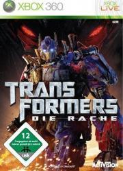 Cover von Transformers - Die Rache