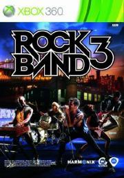 Cover von Rock Band 3