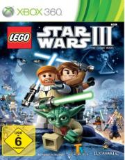 Cover von Lego Star Wars 3 - The Clone Wars