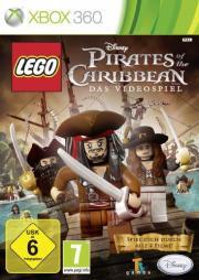 Cover von Lego Pirates of the Caribbean