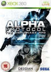 Cover von Alpha Protocol