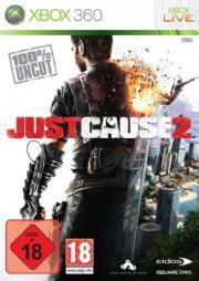 Cover von Just Cause 2