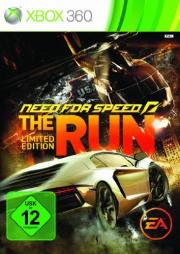 Cover von Need for Speed - The Run