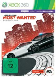 Cover von Need for Speed - Most Wanted (2012)