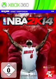 Cover von NBA 2K14