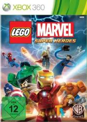 Cover von Lego Marvel Super Heroes