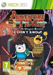 Cover von Adventure Time - Explore the Dungeon Because I Don't Know!