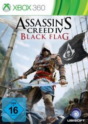 Cover von Assassin's Creed 4 - Black Flag