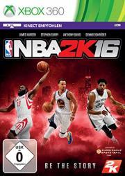 Cover von NBA 2K16