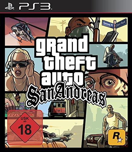 Grand Theft Auto - San Andreas - Cheats für PlayStation 3