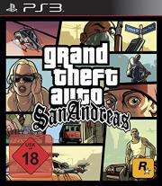 Cover von Grand Theft Auto - San Andreas