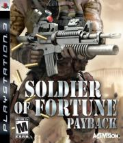 Cover von Soldier of Fortune - Payback