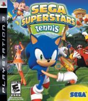 Cover von Sega Superstars Tennis