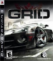 Cover von Race Driver - Grid