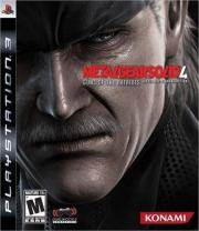 Cover von Metal Gear Solid 4 - Guns of the Patriots