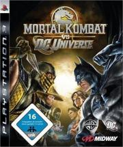Cover von Mortal Kombat vs. DC Universe