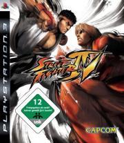 Cover von Street Fighter 4