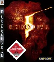Cover von Resident Evil 5