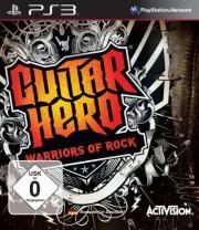 Cover von Guitar Hero - Warriors of Rock