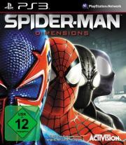 Cover von Spider-Man - Dimensions